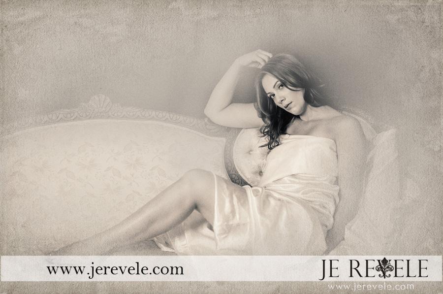 NYC boudoir photo studio